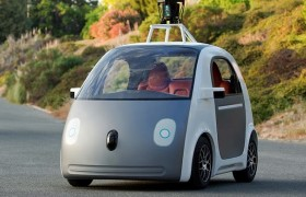 Google-selft-driving-car